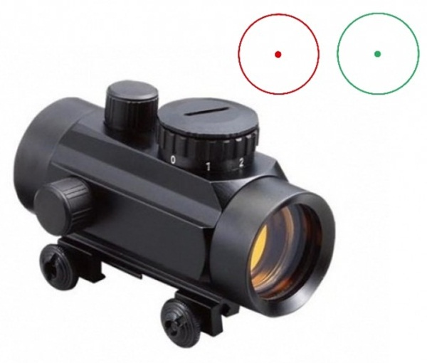 Ares Arms Red/Green Dot, 8204