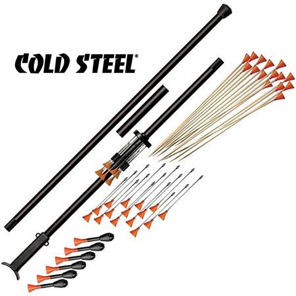Cold Steel Big Bore fúvócső, 5 láb hosszú, kétrészes, B6255T