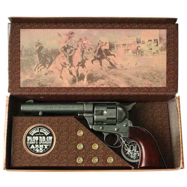 Colt Peacemaker díszdobozban, 64127