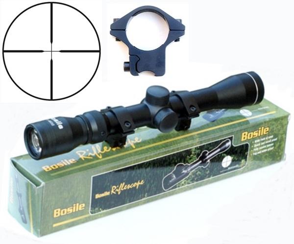 Bosile fegyvertávcső, 3-9x32