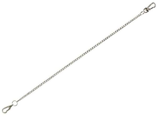 Krómozott késlánc, 50 cm-es, 80113