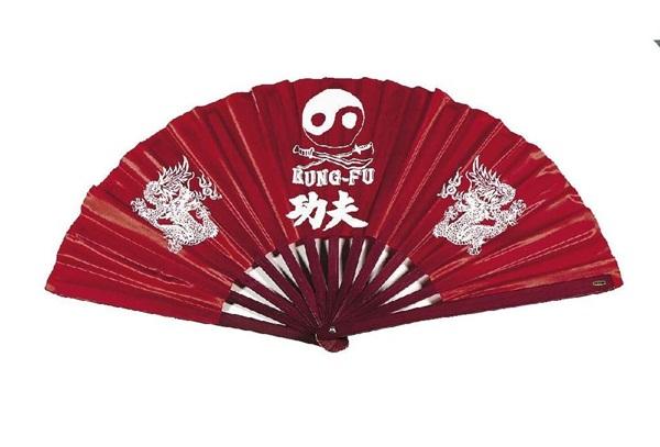Legyező Kung Fu mintával, 30932