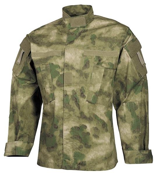 """US kabát """"ACU Rip Stop"""", HDT-camo FG, 03383E"""