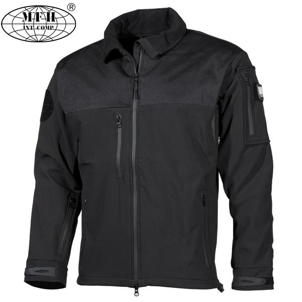 "Softshell kabát ""Australia"", fekete, 03428A"