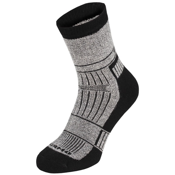 "Thermo zokni ""Alaska"",szürke, 13613M"