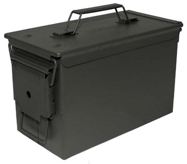 US lőszertároló doboz, cal. 50 , M2A1, 27148