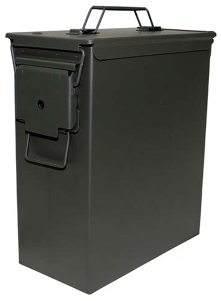 US lőszertároló doboz, cal. 50 large, PA60, 27149