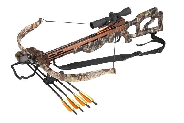 Skorpion Desert Hawk számszeríj, 225#-os, 55D043