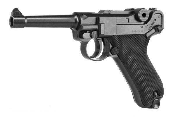 Luger P08 Parabellum CO2 légpisztoly