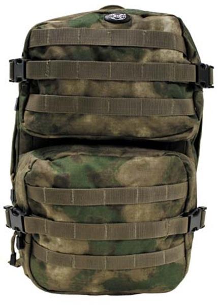 """US hátizsák """"Assault II"""", HDT-camo FG, 30343E"""