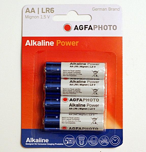 Agfa ceruza elem, AA