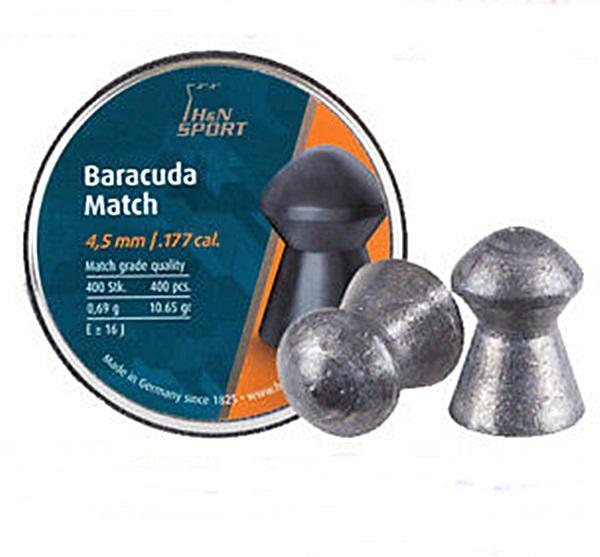 H&N Baracuda Match, 4,5 mm