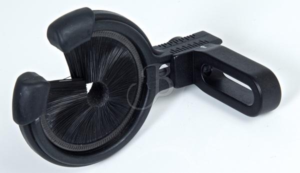 Booster sörtés kifutó, fekete, 53G941