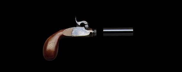 Díszdobozos Derringer szett, .44