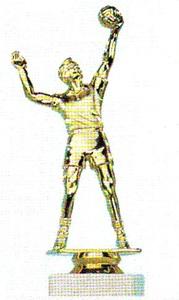 Röplabda sportfigura, 054
