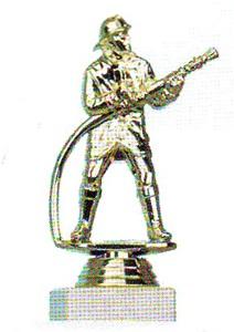 Tűzoltó figura, 118