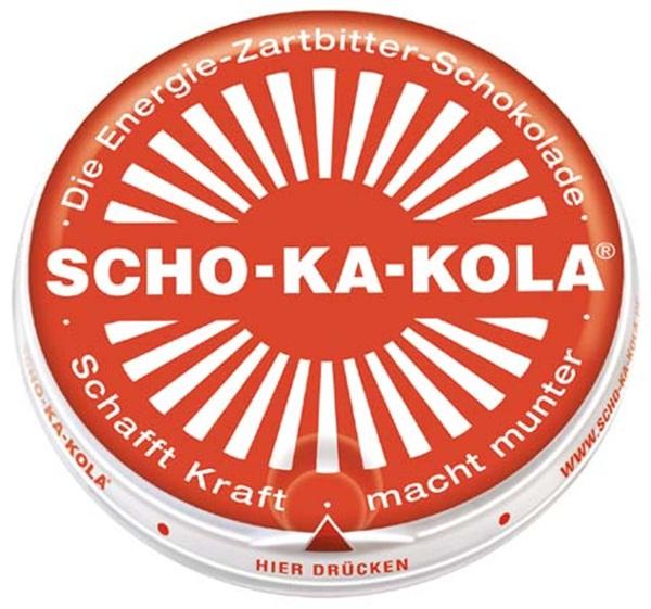Scho-Ka-Kola Zartbitter, 40500