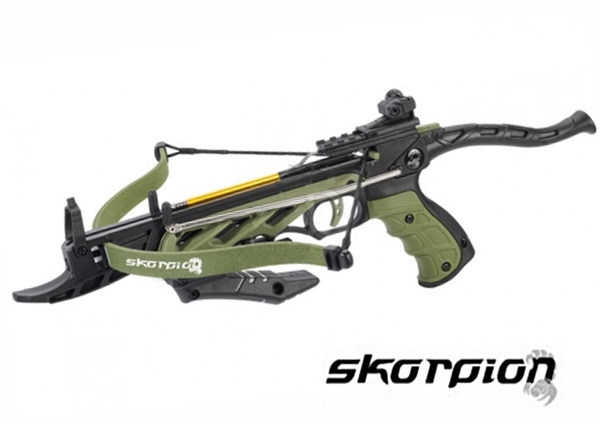 Skorpion PXB 80 nyílpisztoly