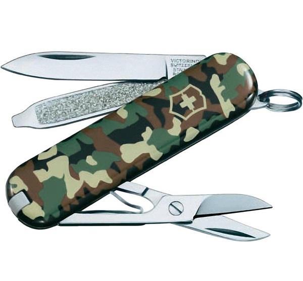 Victorinox Classic Mini Camouflage, 0.6223.94