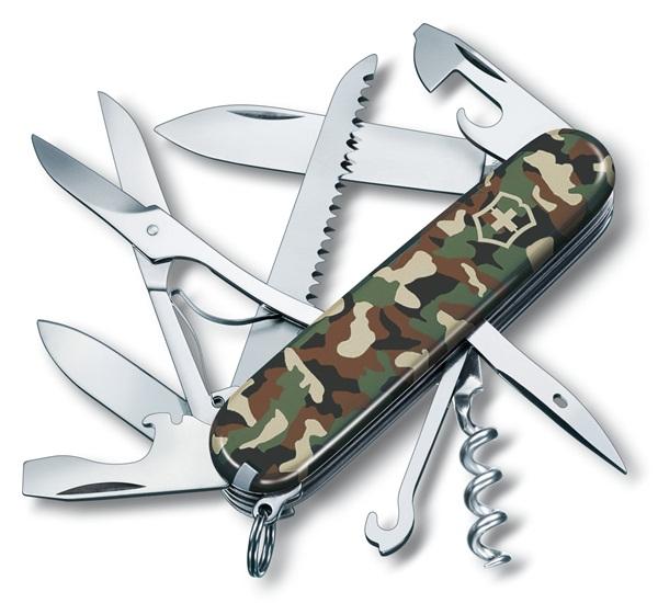 Victorinox Swiss Army Huntsman Camo, 1.3713.94