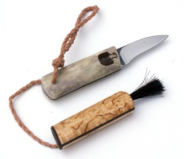 Erapuu gombász kés, TPS60R