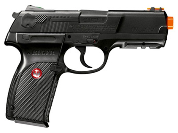 Ruger P345 airsoft pisztoly, CO2