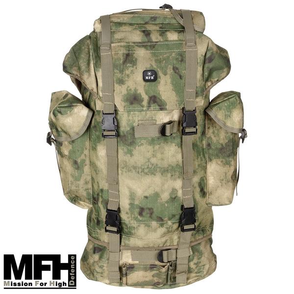 BW hátizsák, 65 l-es, HDT-camo, 30253E