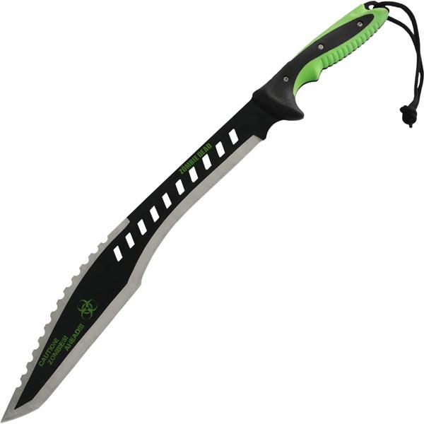 Zombie Dead machete, fűrészes,  83998