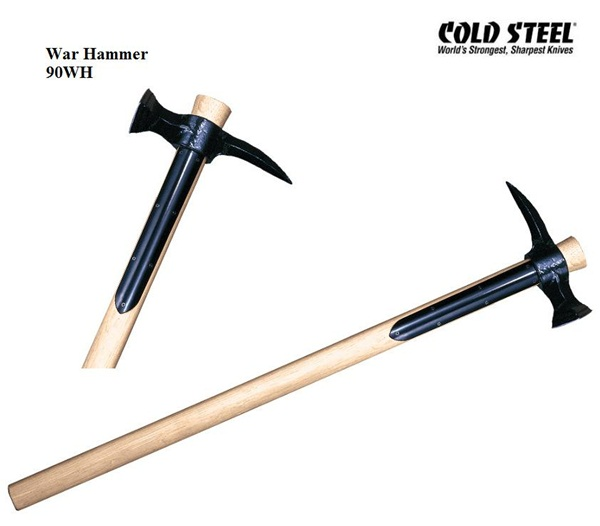Cold Steel War Hammer, 90WH
