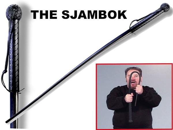 "Cold Steel Sjambok, 42"", 95SMB"