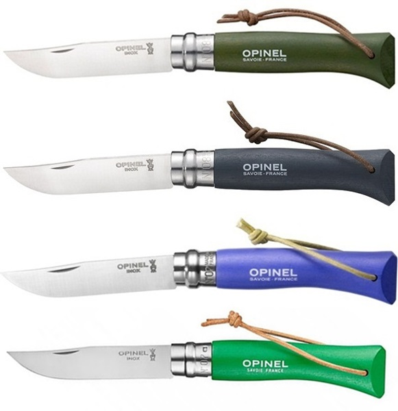 Opinel Trekking Colors, No.8