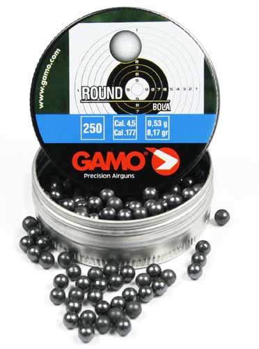 Gamo Round, 4,5 mm, 250 db