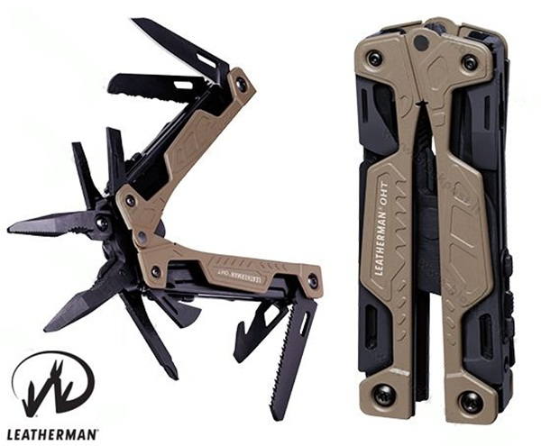 Leatherman O.H.T. coyote tan, 831642