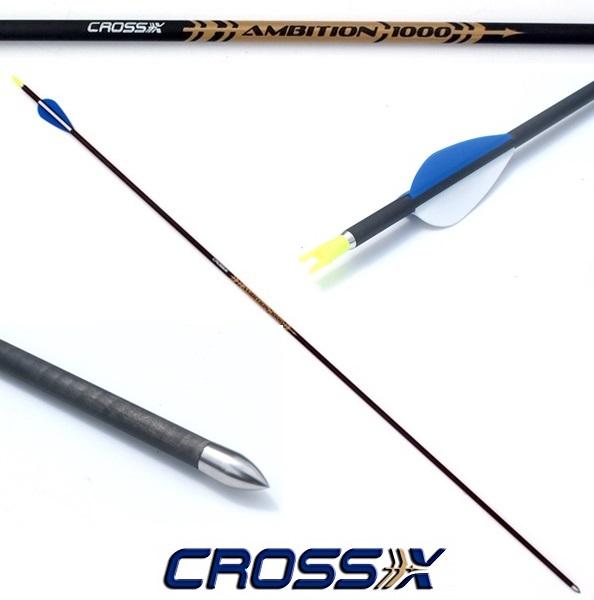 """Cross-X Ambition 1000, 29"""", 53E714"""
