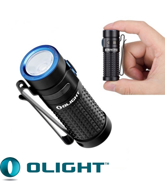 Olight S1R II Baton tölthető LED lámpa, OLIS1RII