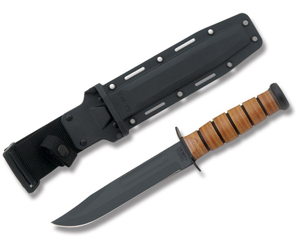 Ka-Bar US Navy Kydex tokkal, KB-5025