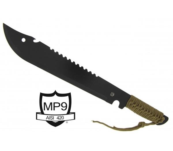 MP9 Machete, 8026