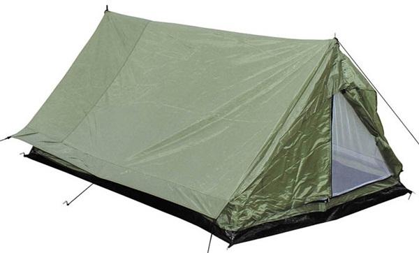 "2 szem sátor ""Minipack"", olív, 32123B"