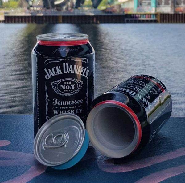 Titkos rejtekhely Jack Daniel