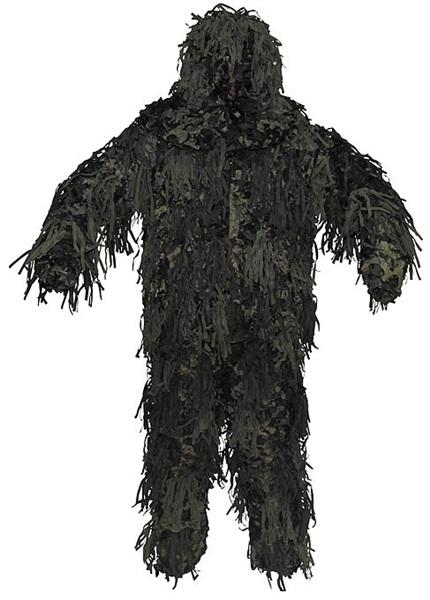 "Álcaruha ""Ghillie Jackal, 3D Body System, 07705T"
