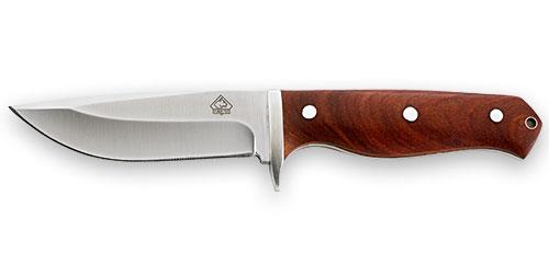 Puma TEC tőr szőlőfa markolattal, 7321411