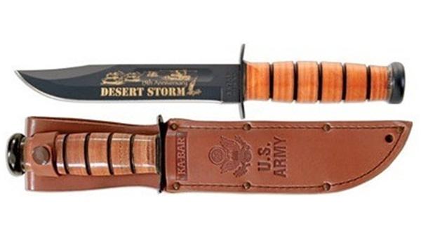 Ka-Bar U.S. Army Desert Storm  jubileumi kés, KB-9151