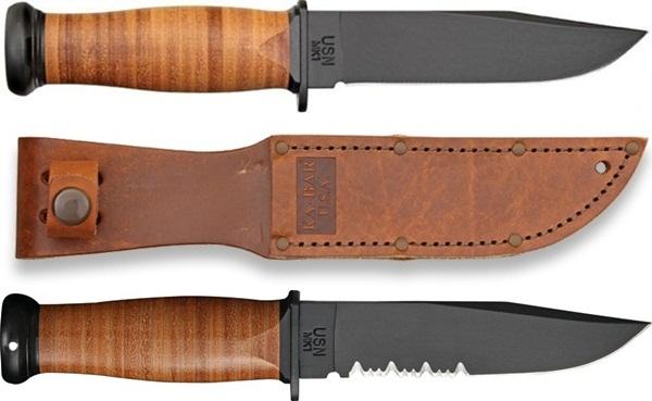 Ka-Bar Mark I Leather, KB-2225/26