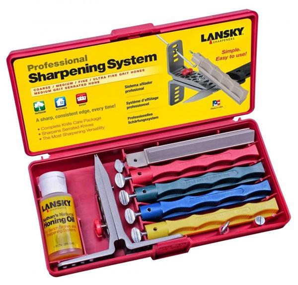 Lansky Professional élező készlet, 5 köves, LKCPR