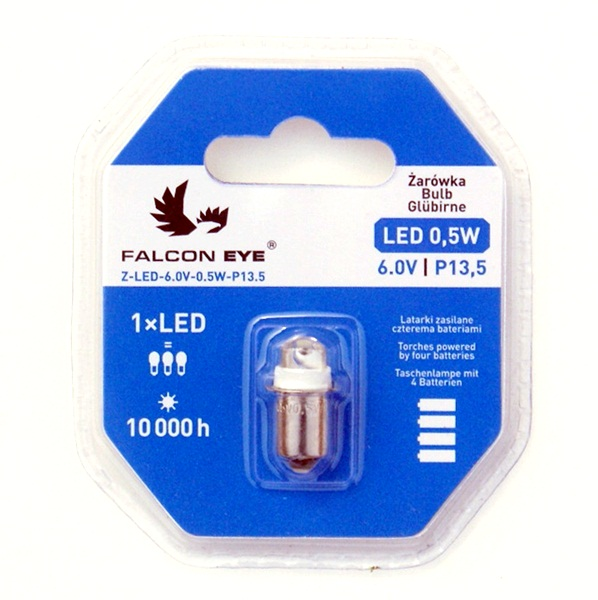 Falcon Eye LED, 6 V