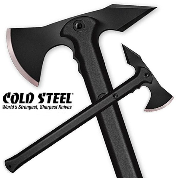 Cold Steel Trench Hawk, Black, 90PTH