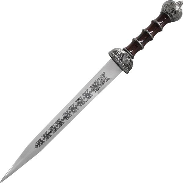 Római kard, gladius, 43 cm-es, 82395