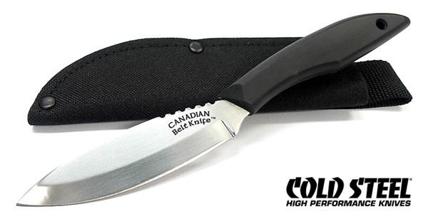 Cold Steel Canadian Belt Knife, 20CBL