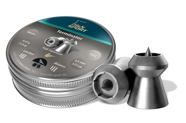 H&N Terminator, 4,5 mm