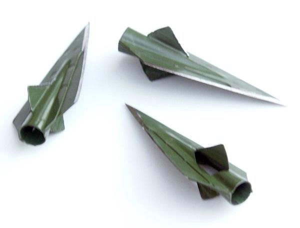 Zwickey Black Diamond négypengés vadászhegy, 531603